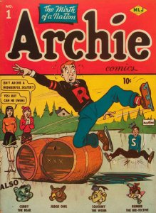 Archie Number 01