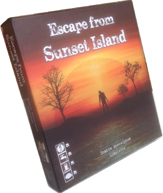 Escape From Sunset Island
