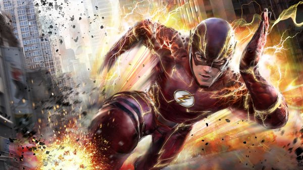 John Gallagher Flash