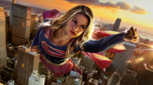 John Gallagher Supergirl